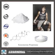 Propionate da testosterona do pó da hormona esteróide da matéria prima da fonte da fábrica