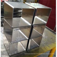 Edelstahl-Ersatz-CNC-Fertigung