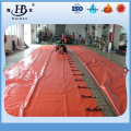PVC Coated Tarpaulin For Open Top Container