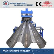 Vollautomatische Autobahn Guardrail Panel Making Machine