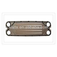 APV H17 relacionados com trocador de calor de placa, 316L permutador de calor