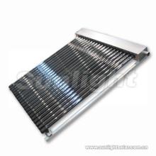 Tubes collecteurs solaires sous vide indépendants sous pression Pressurisé avec SRCC & Solarkeymark (aluminium)