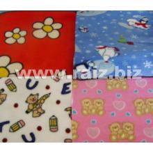 Gedrucktes Polar Fleece Stoff für die Herstellung von Kinder Decke