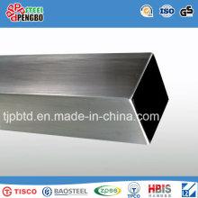 Light Weight Pre Galvanized 40*40mm Steel Pipe
