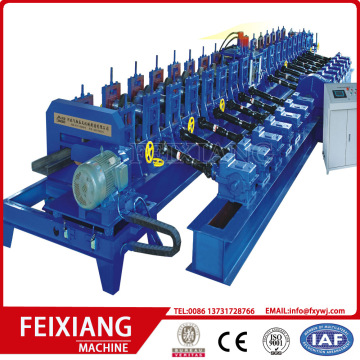 C/Z shape aluminum profile sheet making machine