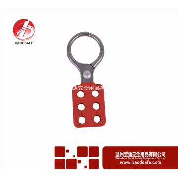 Wenzhou BAODSAFE Verrouillage de sécurité Economie Fermeture en aluminium Hasp LOTO Verrouillage BDS-K8612