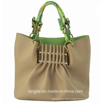 Low MOQ Exotic Popular Western Ladies Tote Bag (ZXE1183)