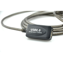 10m USB 2.0 Extension Cable with Signal Amplifier
