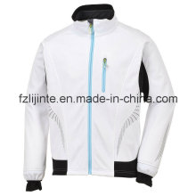 Men′s Knitted Lightweishgt Cycle Jacket