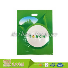 100% New Virgin Material Corn Starch Plastic Biodegradable Shopping Bags Wholesale