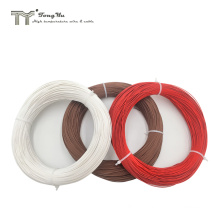 High performance auto electrical wire with different colors