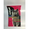 Bolsa de alimentação de gato Embalagem Forma de saco personalizado