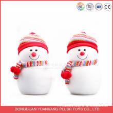Christmas decoration plush santa snowman/ claus,christmas ornament&elf