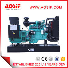 Chosen Color Silent Type Diesel Generator Set of Cummins Engine