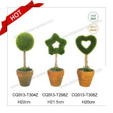 10-18cm Dernier Arrivée Unique Design Decoration Artificial Tree Flower