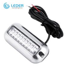 Luz de barco subacuática de iluminación LEDER 50W