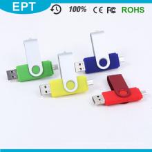 Movimentação do flash do USB do OTG do telefone móvel do OEM