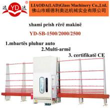 Máquina de jateamento de areia de vidro automática Vertical série YD-Sb