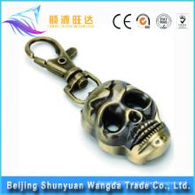 New Design OEM Key Chain Parts Metal Key Chain Ring