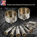 hot sale electroplated diamond core drill bits for MARBLE