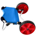 Deluxe multifuction beach cart