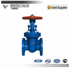 Válvula de portão dupla de dupla haste de dupla haste para abastecimento de água