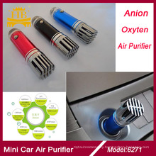Mini Fresh Air Purifier Oxygen Bar for Car, Auto Anion (ionic) Air Freshener Purifier