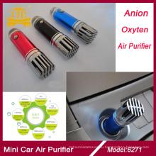 Мини свежего воздуха очиститель кислородный бар для автомобилей, авто анион (ионные) освежитель воздуха очиститель воздуха