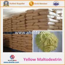 Preço de fábrica Maltodextrina Orgânica Amarela