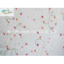 Tela del bordado de algodón puro para textiles para el hogar