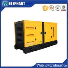 Groupe électrogène diesel refroidi à l'eau à 4 cylindres 28kw 35kVA