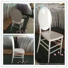New Design Hotel Transparent Plastic Phoenix Chair