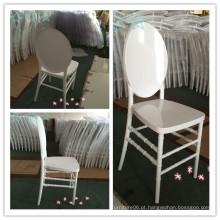 Cadeira nova de Phoenix do plástico transparente do hotel do projeto
