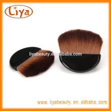 Professional beauty products makeup compact brush with soft nylon hair