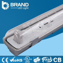 1.2M G13 IP65 LED Tri-proof Light 2x18W LED Tube T8 Waterproof Lighting Fixture
