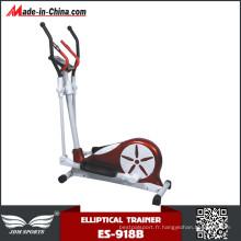Vélo elliptique magnétique d'intérieur d'OEM avec le volant