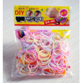 Individual Design Colorful Loom Silicone Band