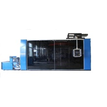 Automatic Multi-Function Plastic Box Thermoforming Machine