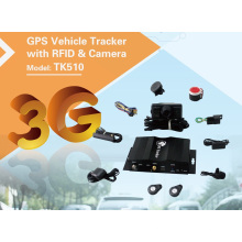 GPS Tracker 3G with Speed Limiter, Camera, RFID for Company Cars Tk510-Er