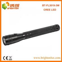 Vente en vrac en usine Custom Made CE 180lumen Handheld Aluminium Power Bright Cree lampes de poche led à vendre