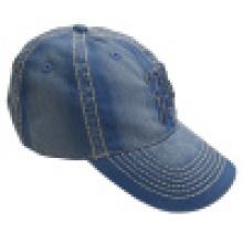 Gewaschener Sport Cap in Solid Color # 07