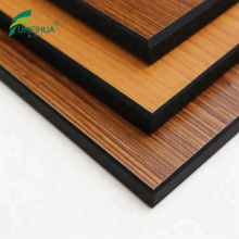 exterior fireproof wall panels/hpl wall covering