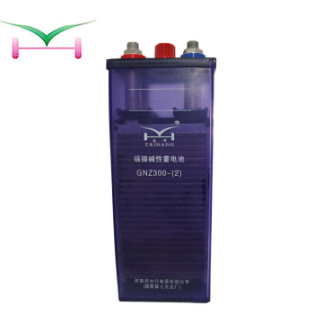 110V Nickel Cadmium KPM300 NICD Batterie