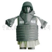 Камуфляжная пуленепробиваемая куртка повышенной прочности