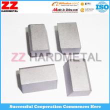 Hartmetall-Geländereinsätze