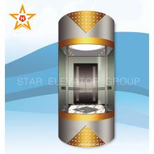 Mrl Passenger Elevator with Gearless Machine Xr-G08