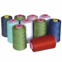 100% gesponnenes Polyester-Nähgarn-kleines Mqq