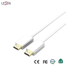 Cabo de metal HDMI macho para HDMI macho
