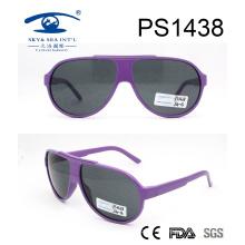 2017 Новый дизайн Мода женщин ПК солнцезащитные очки (PS1438)