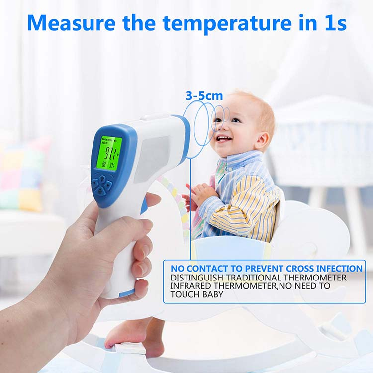 Infared Thermometer Forehead